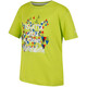 Regatta Alvarado III Shortsleeve Shirt Children green